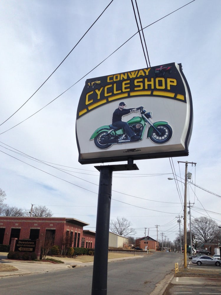 Conway Cycle Shop: 1523 Mill St, Conway, AR