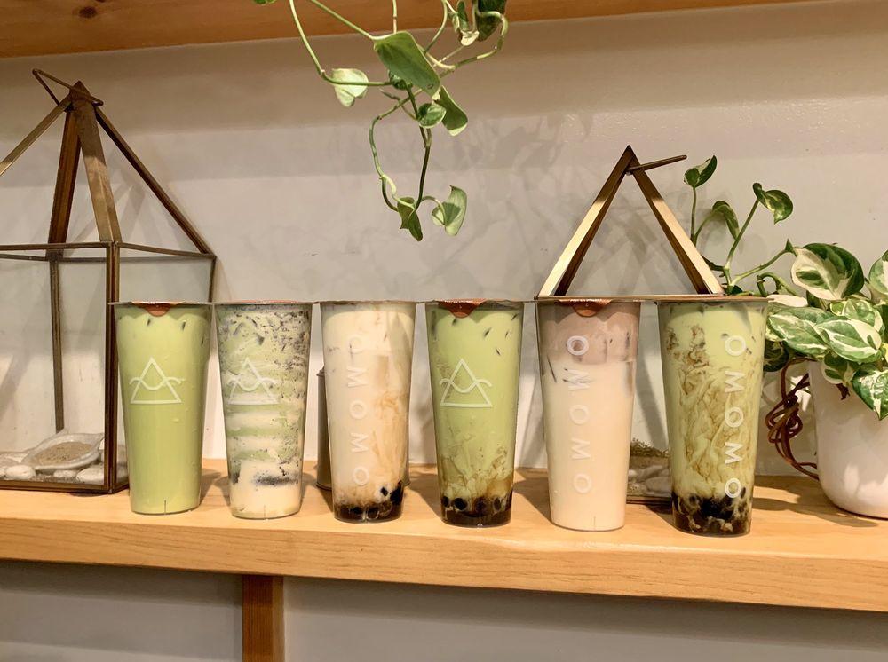 Social Spots from OMOMO Tea Shoppe