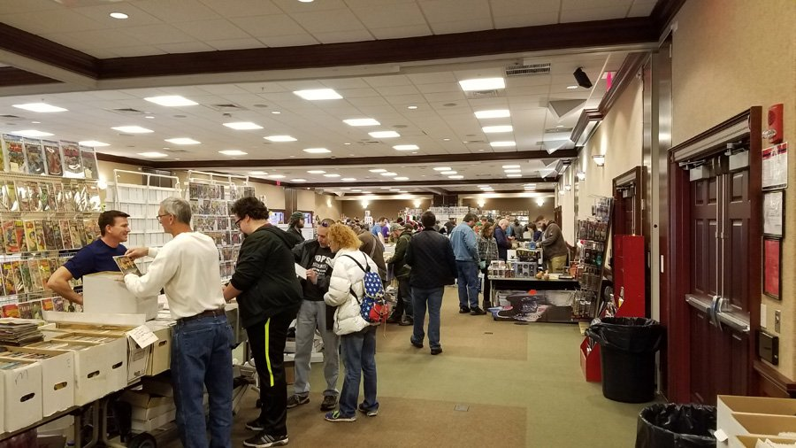 Lehigh Valley Comic Con: 4525 Education Park Dr, Schnecksville, PA