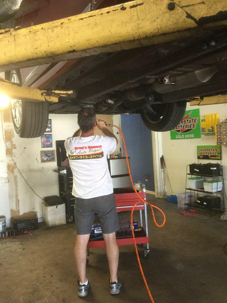 Greg's Honest Auto Repair: 410 N St, Longwood, FL