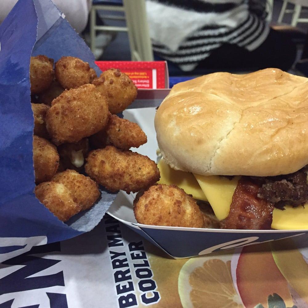 Fast Food Near Hudson Wi