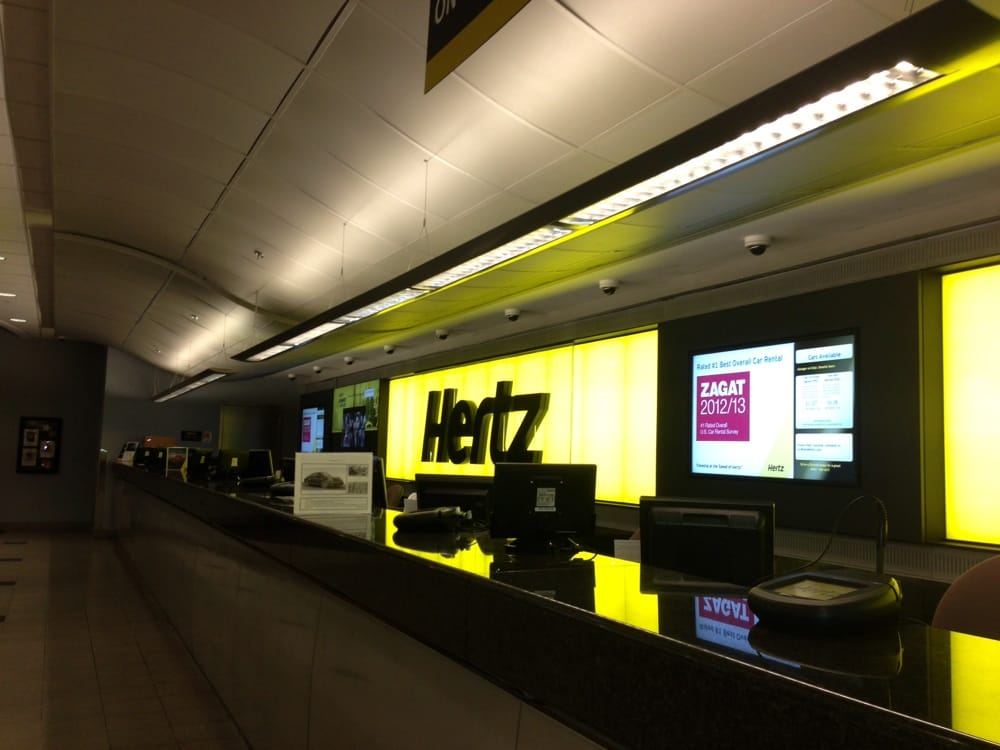 Hertz car rental las vegas nv