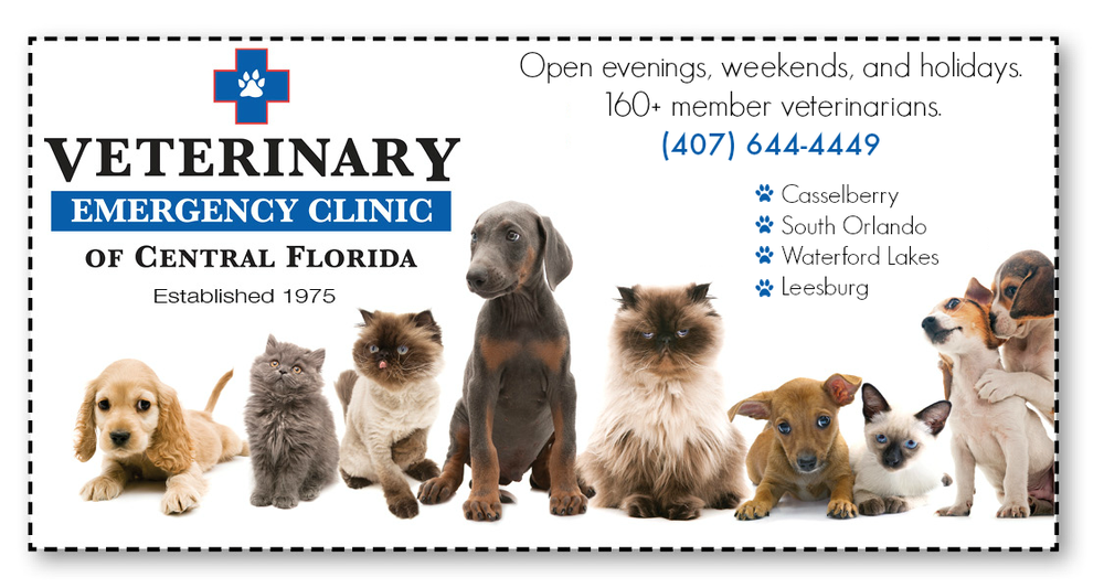 Veterinary Emergency Clinic: 33040 Professional Dr, Leesburg, FL