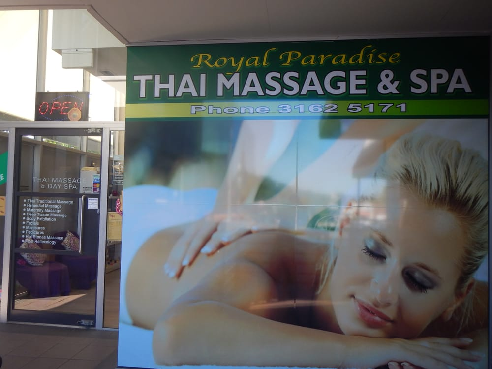 sunny spa & massage imperial thai massage