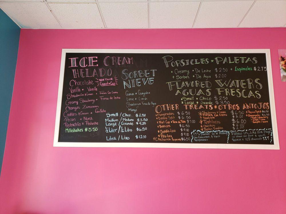 Vanessa's Ice Cream: 710 Carol Ave, Merced, CA