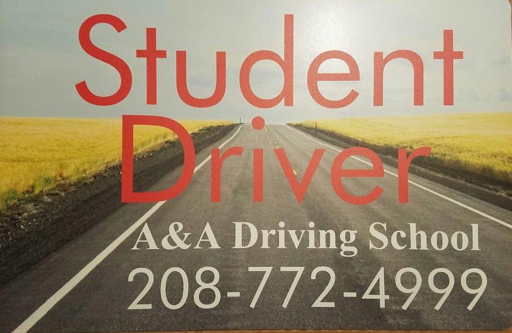 A & A Driving School: 1801 N 3rd St, Coeur D Alene, ID
