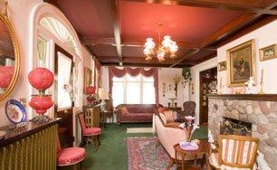 Victorian Tudor Inn: 408 W Main St, Bellevue, OH