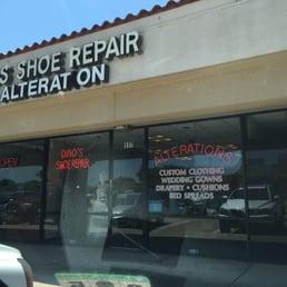 Shoe Repair North Dallas Tx