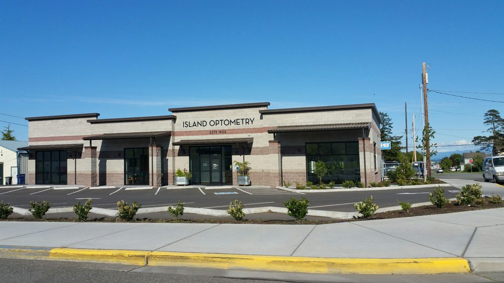 Island Optometry Clinic: 2419 Commercial Ave, Anacortes, WA