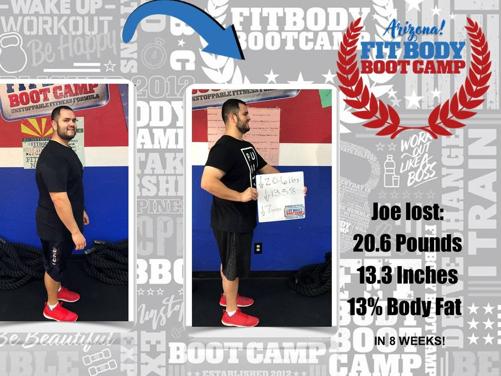 Dobson Ranch Fit Body Boot Camp