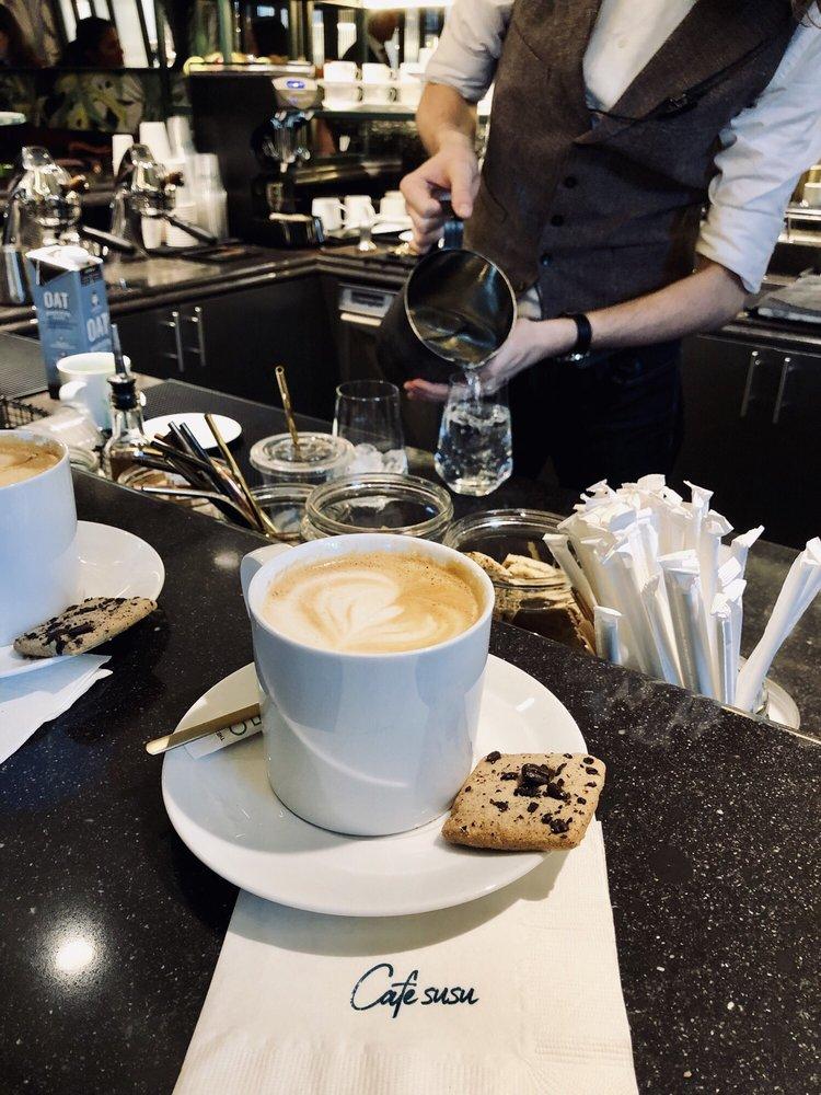 Café SuSu - (New) 122 Photos & 54 Reviews - Cafes - 240A