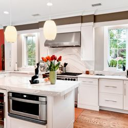 photo of kitchen saver owings mills md united states white shaker doors - Kitchen Saver