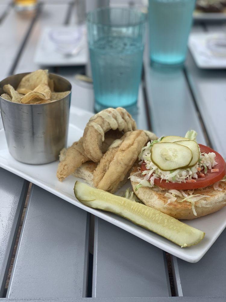 Stafford's Pier Restaurant: 102 W Bay St, Harbor Springs, MI