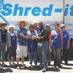 Shred-it - Shredding Services - 3742 W Gettysburg Ave, Fresno, CA
