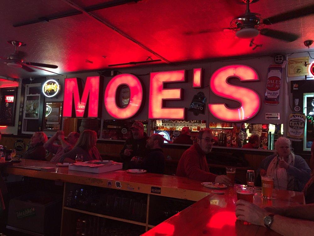 Moe's Tavern: 10 Railroad St, Lee, MA