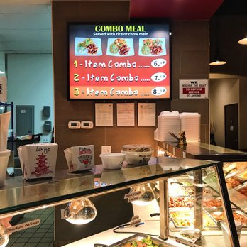 Jc Express Chinese Food Menu