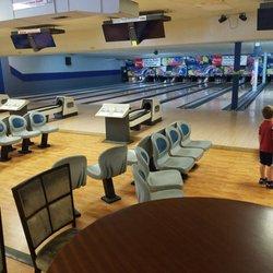 Amateur tenpin bowling club