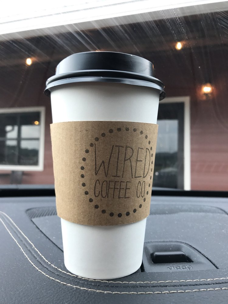 Wired Coffee: 1185 Preston St, Livingston, TN