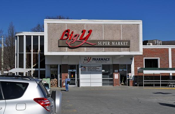 Big Y World Class Market: 1 Myrtle St, Adams, MA