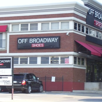 Off Broadway Shoe Store Coupon