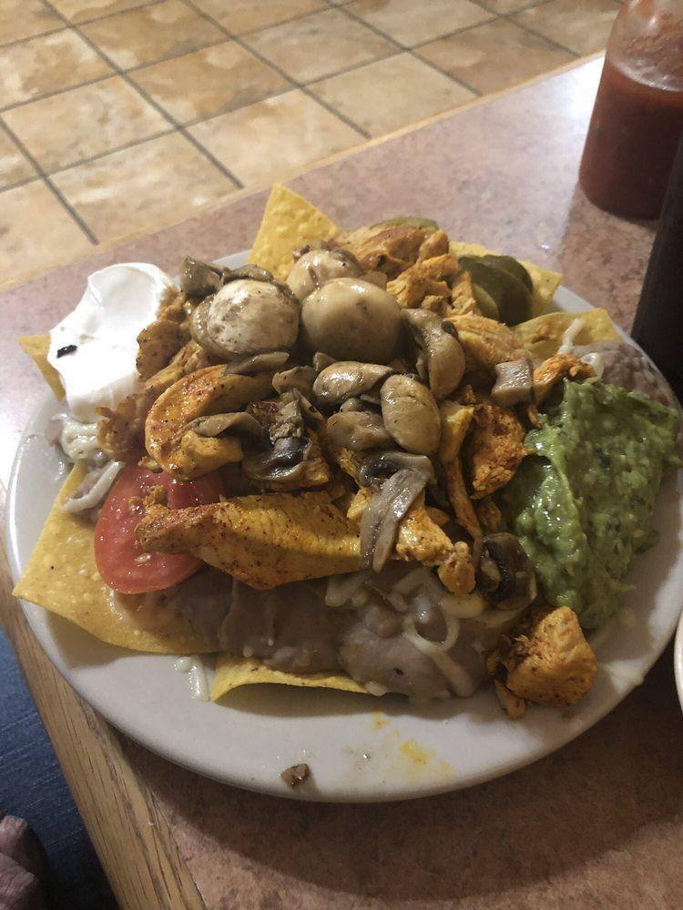 Maricela's Mexican Grill: 100 Commerce St, Sandersville, GA