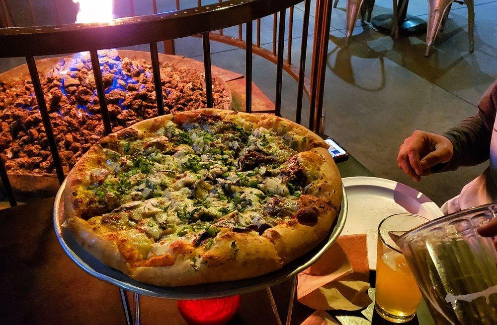 The Pie Pizzeria - Ogden: 4300 Harrison Blvd, Ogden, UT