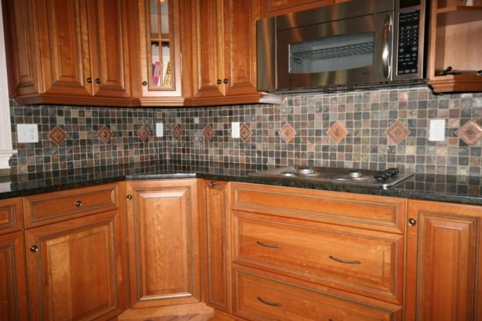 Porcelain a in how a sink ideas countertop new install to kitchen pretty