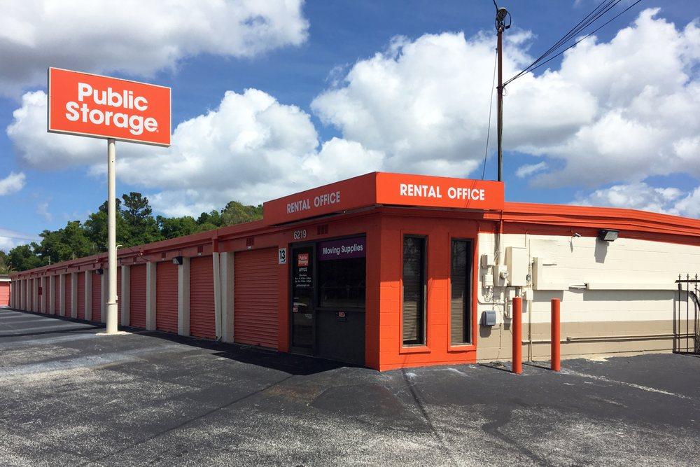 Public Storage: 6219 Roosevelt Blvd, Jacksonville, FL