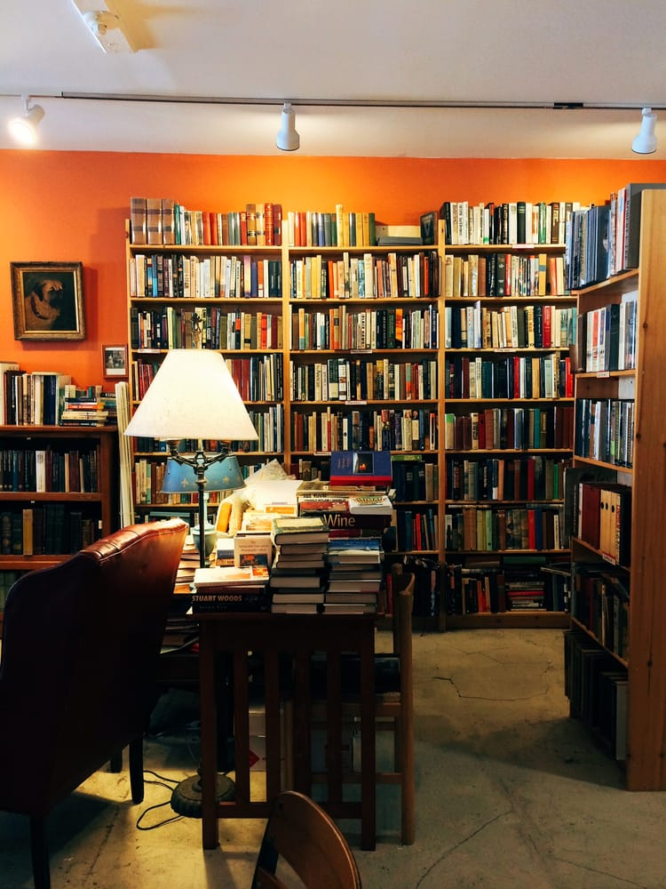Dog Ears Books: 106 Waukazoo St, Northport, MI
