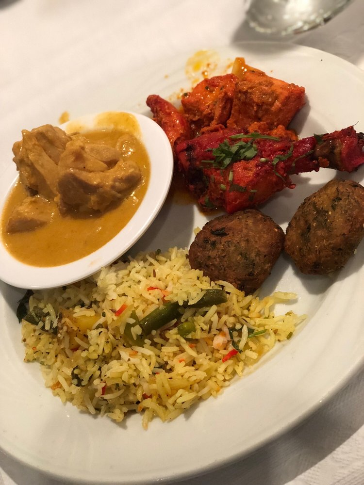 Saffron Indian Cuisine: 1178 Woodruff Rd, Greenville, SC