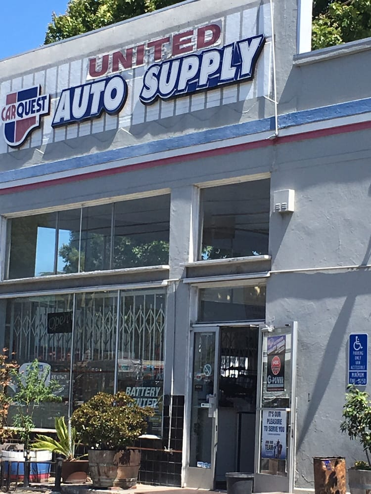 Carquest auto parts united auto supply pe as for United motors san jose