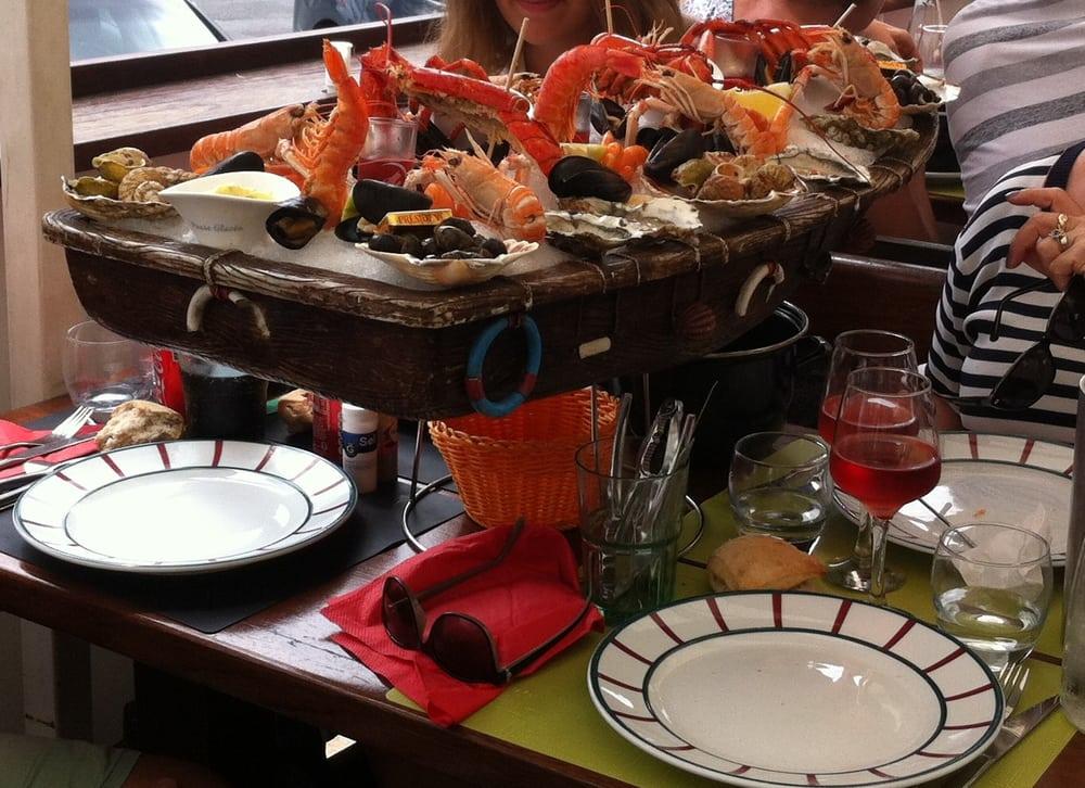 Restaurant Brasserie Le Dauphin - St Jean de Luz