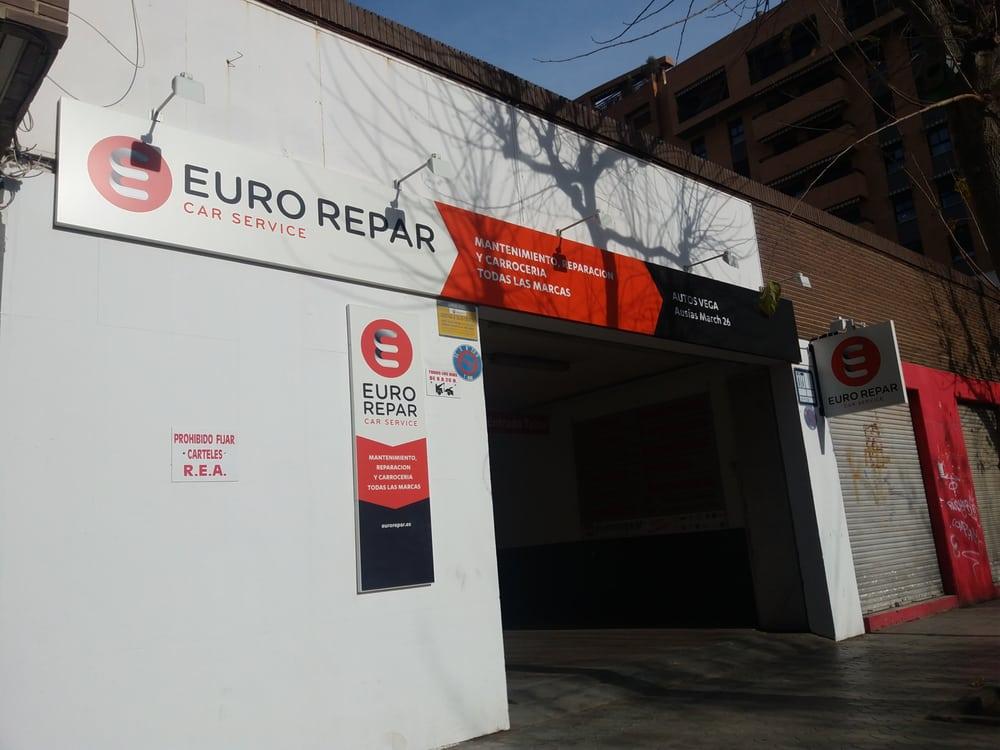 Euro Repar Oil Change Stations Carrer De Pedreguer 8 Malilla