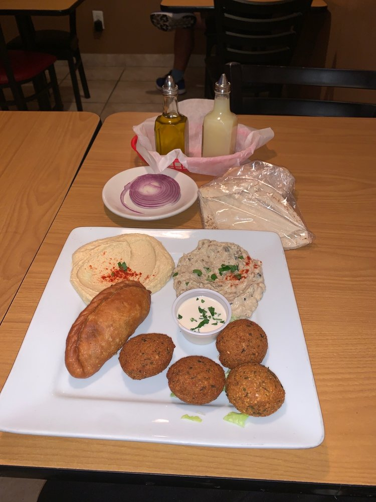 Joumana's Mediterranean Cuisine: 2155 Palm Bay Rd, Palm Bay, FL