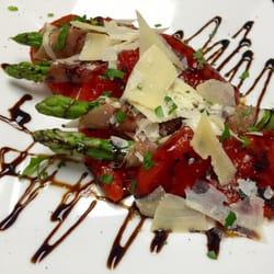 Photo Of Civile Cucina Italiana Metuchen Nj United States Asparagus Etizer Special