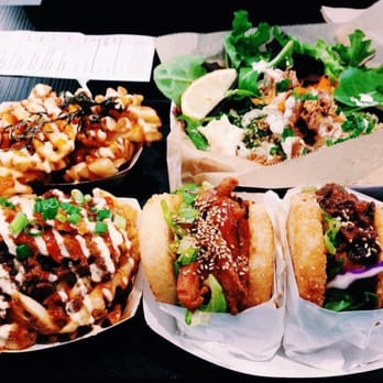 KoJa Kitchen 796 s & 783 Reviews Food Trucks