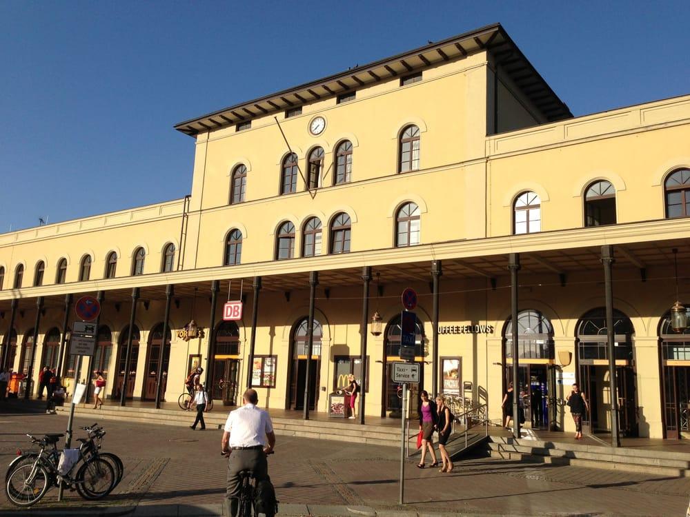 augsburg hauptbahnhof 88 fotos 23 beitr ge bahnhof viktoriastr 1 augsburg bayern. Black Bedroom Furniture Sets. Home Design Ideas