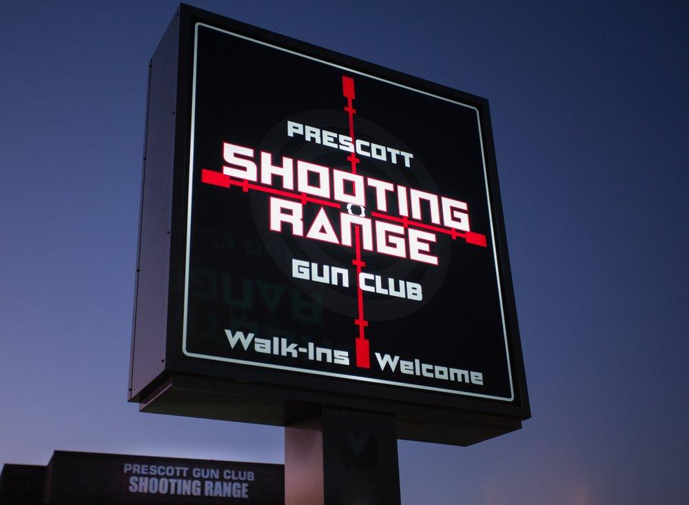 Social Spots from Prescott Shooting Range and Gun Club