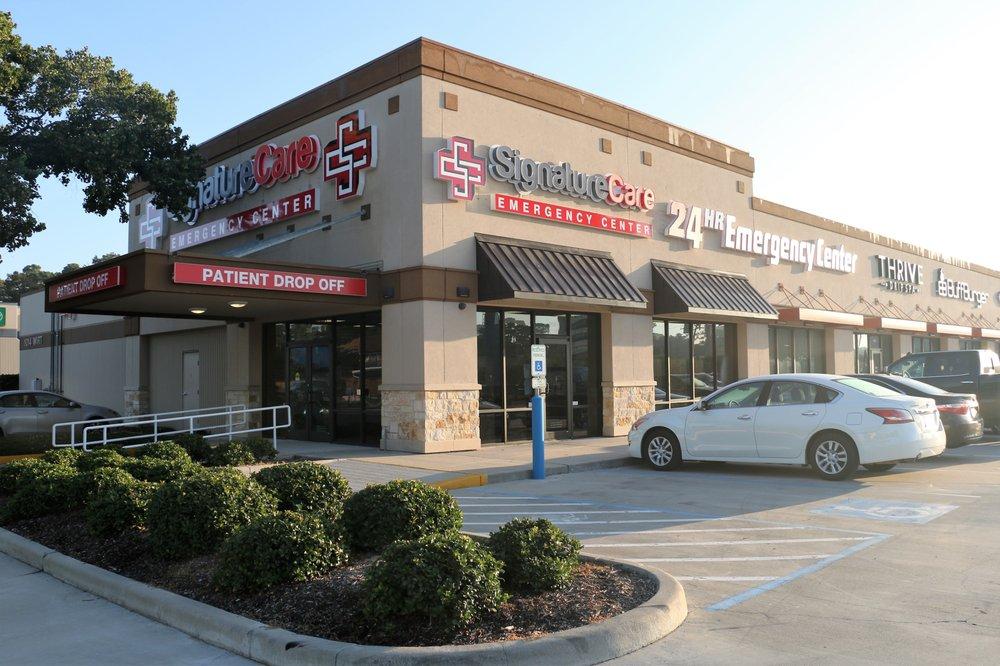 SignatureCare Emergency Center - Memorial City: 1014 Wirt Rd, Houston, TX