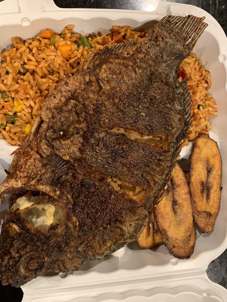 Liz's African, Caribbean & Soul Food: 3441 Cherrywood Pl, Waldorf, MD