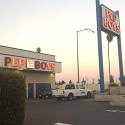 Pepboys 32 Reviews Tires 3655 N Blackstone Ave Fresno Ca