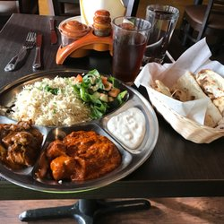 Photo Of Bollywood Bites Los Angeles Ca United States Large Lunch Special