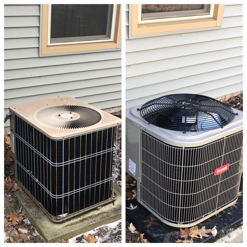 Freedom Heating & Plumbing: 500 S Grandstaff Dr, Auburn, IN