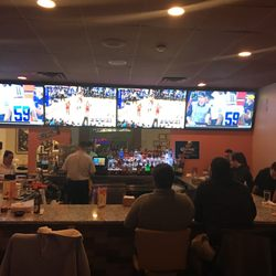 Photo Of Sombrero S Mexican Restaurant South Weymouth Ma United States Great Tvs
