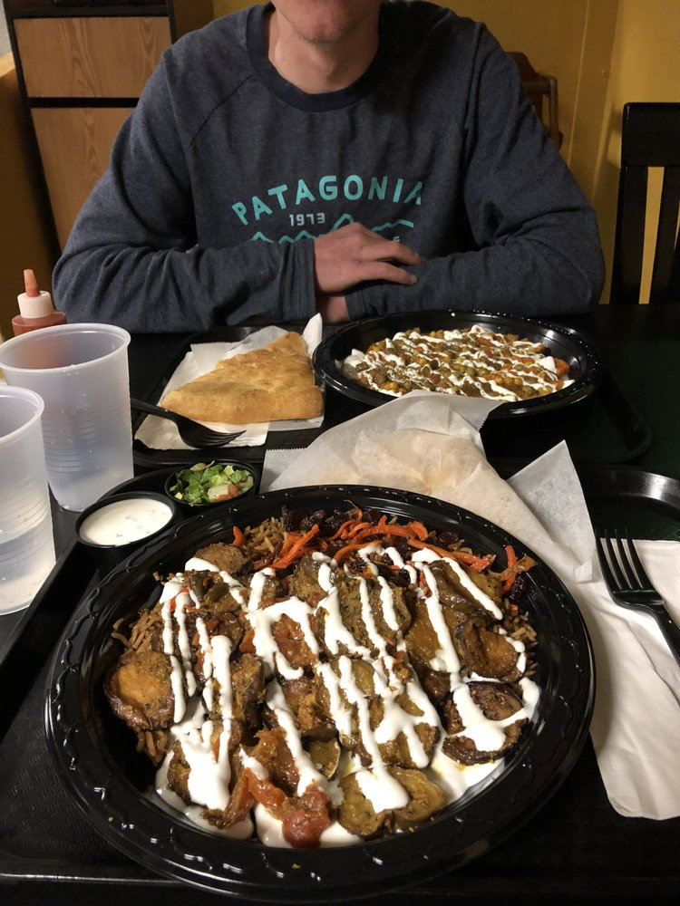 Maza Kabob: 2427 S College Ave, Fort Collins, CO