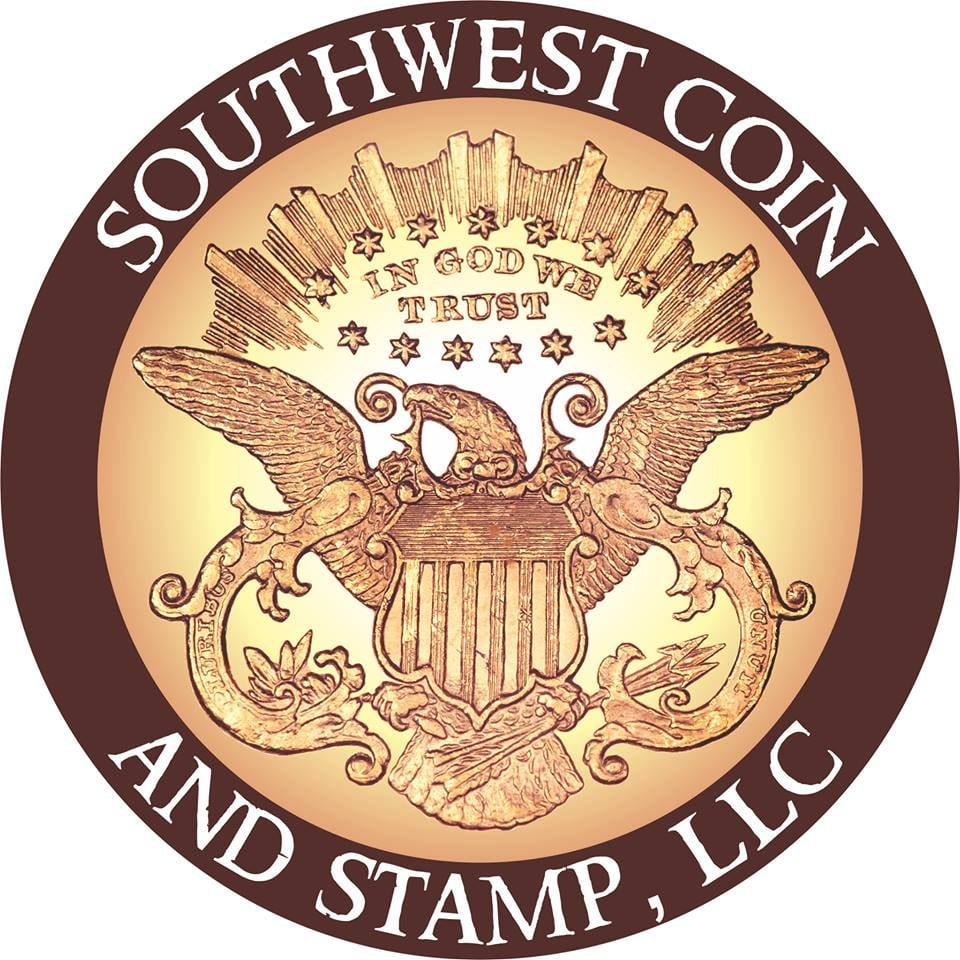 Southwest Coin and Currency: 6712 S Western Ave, Oklahoma City, OK