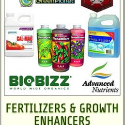 Progressive growth garden supply 17 billeder for Gardeners supply canada