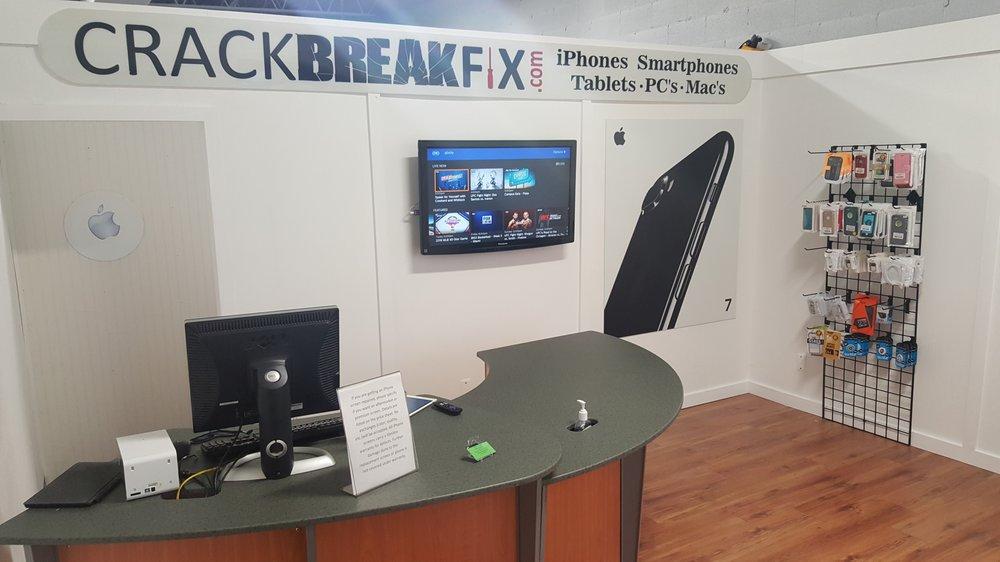 Crack Break Fix