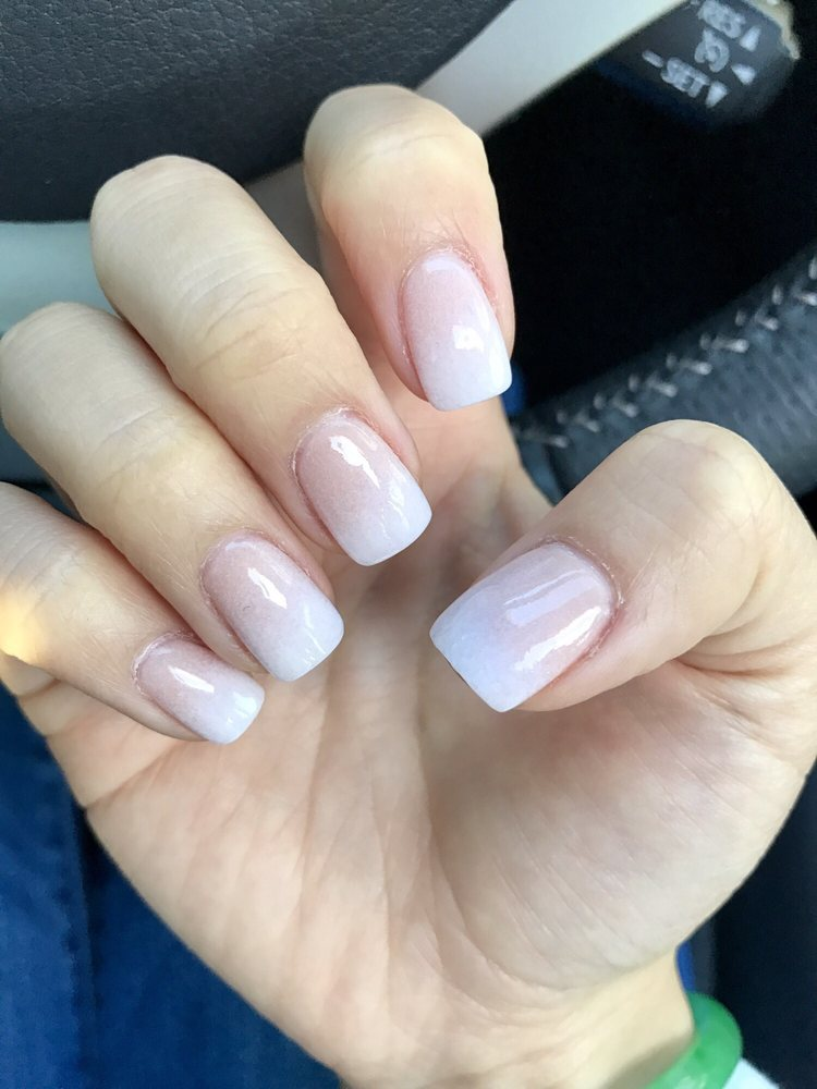 SNS baby boomer/ombre. - Yelp