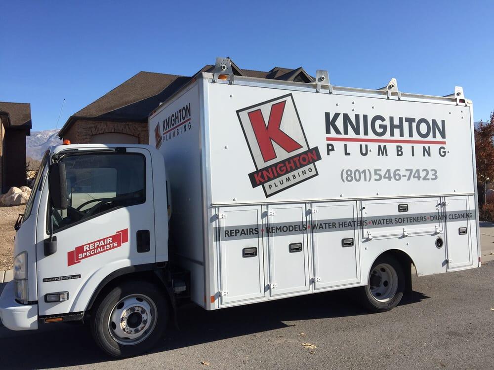Knighton Plumbing: 1510 Whispering Meadow Ln, Kaysville, UT